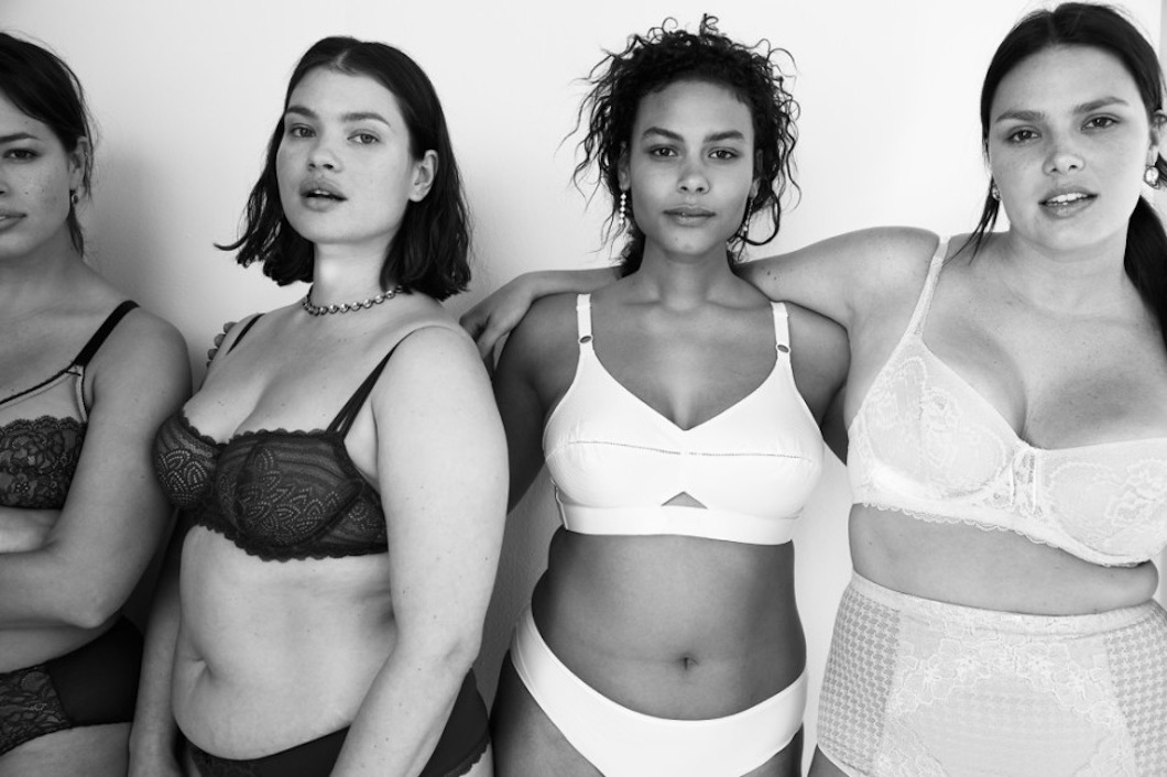 Vogue bra plus size